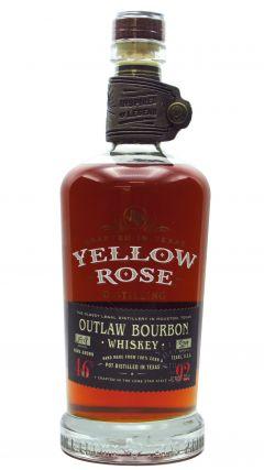 Yellow Rose - Black Label Outlaw Pot Distilled Bourbon Whiskey