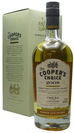 Caol Ila - Cooper's Choice - Single Cask #14 - 2008 12 year old Whisky