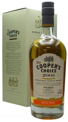 Inchfad - Cooper's Choice - Single Cask #435 - 2005 15 year old Whisky