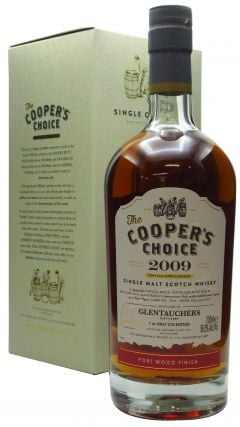 Glentauchers - Cooper's Choice - Single Cask #7839 - 2009 9 year old Whisky