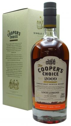 Loch Lomond - Cooper's Choice - Single Cask #9526 - 2009 10 year old Whisky