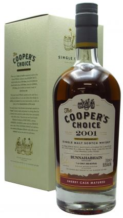 Bunnahabhain - Cooper's Choice - Single Cask #1426 - 2001 19 year old Whisky