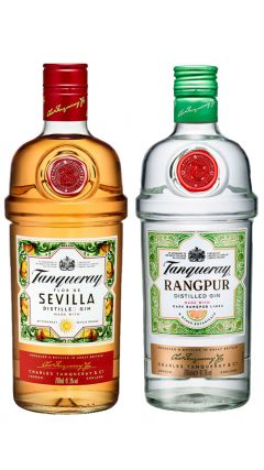 Tanqueray - Flor de Sevilla & Rangpur Gin