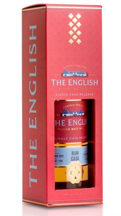 The English Whisky Co. - Single Cask #B1/129/09 Whisky