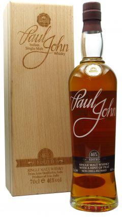 Paul John - Edited Indian Single Malt Whisky