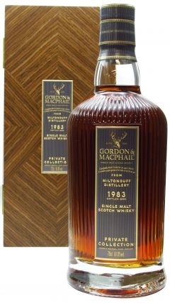 Miltonduff - Private Collection Single Malt - 1983 37 year old Whisky
