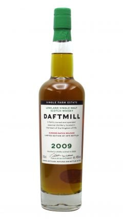 Daftmill - Summer Batch Release 2020 - 2009 10 year old Whisky