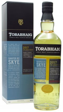 Torabhaig - Legacy Series - The Inaugural Release - 2017 3 year old Whisky