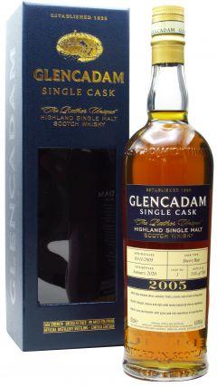 Glencadam - Single Cask #1 Sherry Butt - 2005 14 year old Whisky