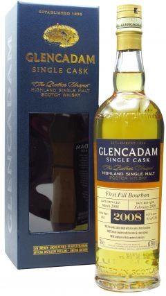 Glencadam - Single Cask #881 - 2008 11 year old Whisky