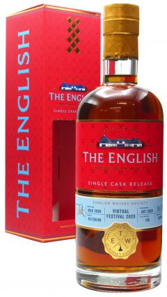 The English Whisky Co. - Virtual Festival 2020 - 2009 Whisky