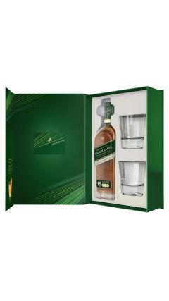 Johnnie Walker - Green Label - Gift Pack 15 year old Whisky