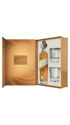 Johnnie Walker - 18 Year Old Gift Pack - 2 x Glasses 18 year old Whisky