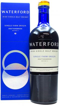 Waterford - Single Farm Origin Series Grattansbrook 1.1 - 2017 3 year old Whisky