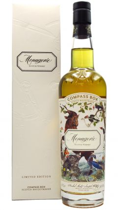 Compass Box - Menagerie - Limited Edition Whisky