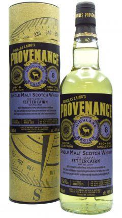 Fettercairn - Provenance Single Cask #14663 - 2012 8 year old Whisky