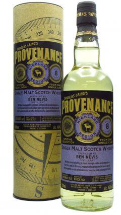 Ben Nevis - Provenance Single Cask #14658 - 2012 8 year old Whisky