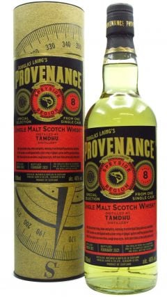 Tamdhu - Provenance Single Cask #14665 - 2012 8 year old Whisky