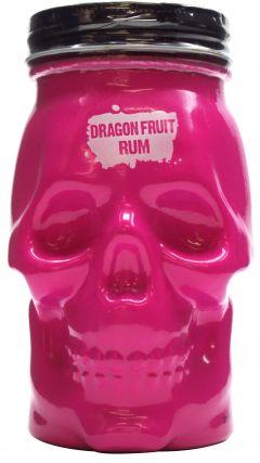 Dead Man's Fingers - Skull Jar - Dragon Fruit Rum
