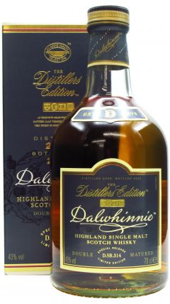 Dalwhinnie - Distillers Edition - 2005 15 year old Whisky