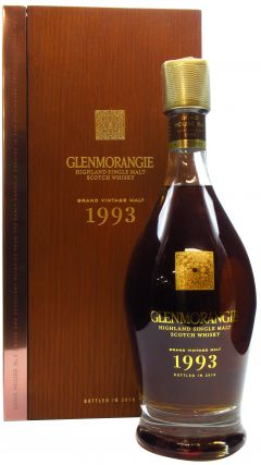 Glenmorangie - Grand Vintage 3rd Release - 1993 25 year old Whisky