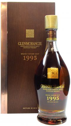 Glenmorangie - Grand Vintage 5th Release - 1995 23 year old Whisky