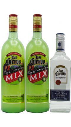 Jose Cuervo - Margarita Bundle - Especial Silver Tequila