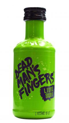 Dead Man's Fingers - Lime Miniature 5cl Rum