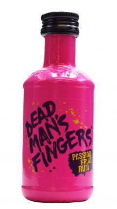 Dead Man's Fingers - Passionfruit Miniature 5cl Rum