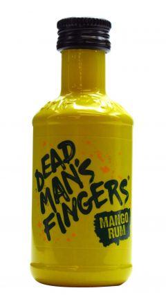 Dead Man's Fingers - Mango Miniature 5cl Rum