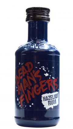 Dead Man's Fingers - Hazelnut Miniature 5cl Rum