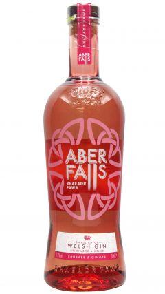 Aber Falls - Rhubarb & Ginger Gin