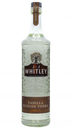 J.J Whitley - Vanilla Vodka