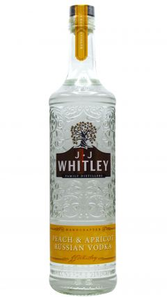 J.J Whitley - Peach & Apricot Vodka