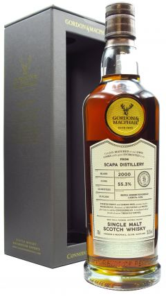 Scapa - Connoisseurs Choice Cask #1096 - 2000 20 year old Whisky