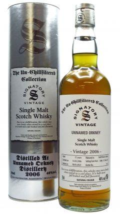 Secret Orkney - Signatory Vintage - 2006 13 year old Whisky