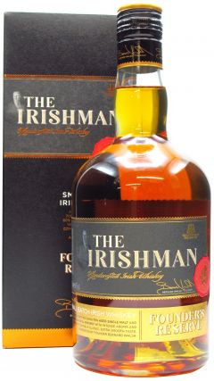 The Irishman - Founders Reserve Irish Whiskey