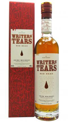Writers Tears - Red Head Irish Whiskey