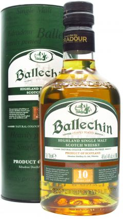 Edradour - Ballechin 10 year old Whisky