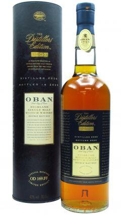 Oban - Distillers Edition Single Malt - 2006 14 year old Whisky