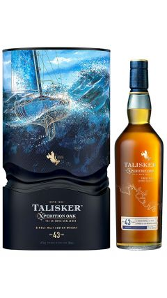 Talisker - Xpedition Oak The Atlantic Challenge 43 year old Whisky