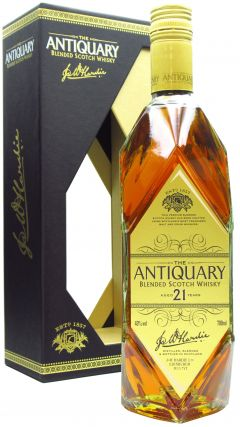 The Antiquary - Blended Scotch 21 year old Whisky