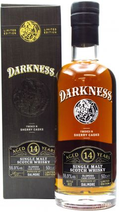 Dalmore - Darkness - Oloroso Cask Finish - 2007 14 year old Whisky