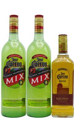 Jose Cuervo - Margarita Bundle - Especial Reposado Tequila