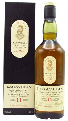 Lagavulin - Offerman 2nd Edition - Guinness Cask Finish 11 year old Whisky
