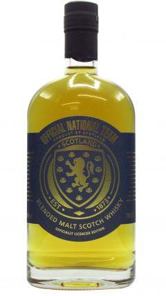 Blended Whisky - Official Scottish National Team Blended Malt Whisky