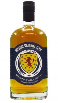 Blended Whisky - Official Scottish National Team Blended Whisky