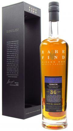Tomatin - Gleann Mor Rare Find Single Cask 36 year old Whisky