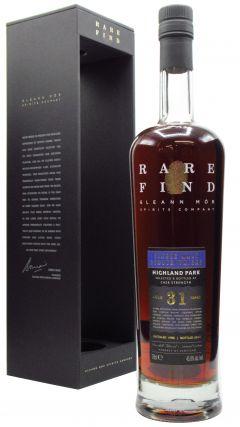 Highland Park - Gleann Mor Rare Find Single Cask 31 year old Whisky