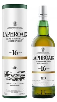 Laphroaig - Islay Single Malt Ltd Edition 16 year old Whisky